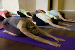 yoga in drug rehab