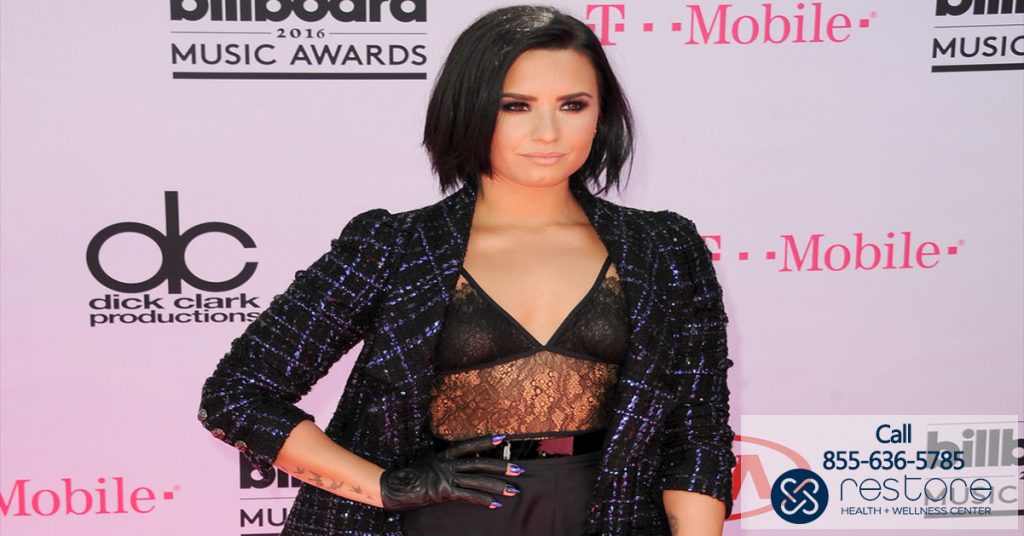 Demi Lovato Celebrates 5 Years of Sobriety