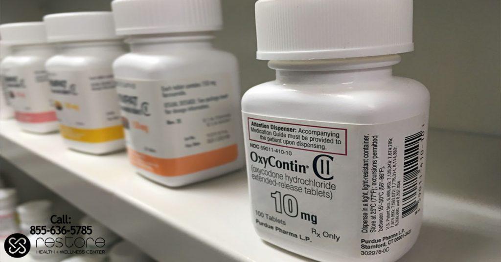 Treatment for OxyContin Addiction