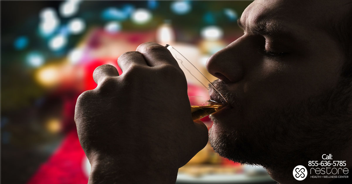 What are The Stages of Alcohol Detox?