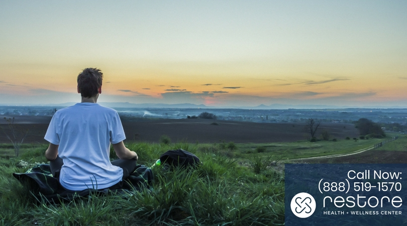 Benefits of Meditation in Recovery