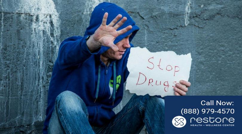 How Drug Addiction Begins